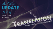 Sepsis Update 2019, 11 - 13 September in Weimar