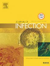 Journal of Infection, cover image